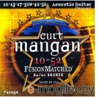 Струны для акустической гитары Curt Mangan 21052