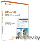 Офисное приложение Microsoft Office 365 Personal Rus Only Medialess P4 1год (QQ2-00733)