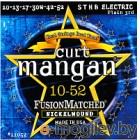 Струны для электрогитары Curt Mangan 11052