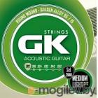 Струны для акустической гитары Medina Artigas 2040