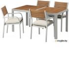 Комплект садовой мебели Ikea Шэлланд 992.654.97