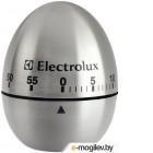 Electrolux E4KTAT01 Таймер механический кухонный в форме яйца из нерж сталиТаймер механический кухонный в форме яйца из нерж стали