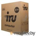 ПК IRU Office 110 MT Cel J3355 (2)/4Gb/SSD120Gb/HDG500/Windows 10 Home Single Language 64/GbitEth/400W/черный
