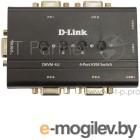 Переключатель D-Link DKVM-4U (DKVM-4U/C1A)