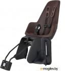 Детское велокресло Bobike One maxi 1P / 8012200012 (coffee brown)
