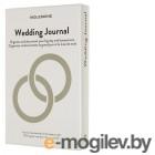 Блокнот Moleskine PASSION Wedding PASWEDD Large 130х210мм 400стр. подар.кор. светло-серый