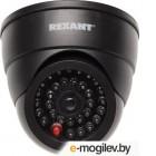 Муляж камеры внутренней, купольная с вращающимся объективом (черная)  REXANT