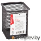 Подставка-стакан Berlingo Steel & Style Black BMs_41112