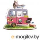 DIY House Домик на колесах DGM04 9-58-010639
