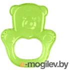 Прорезыватель для зубов BabyOno Медвежонок / 1013 (зеленый)