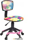 Компьютерное кресло Бюрократ CH-299-F/ABSTRACT (разноцветный)
