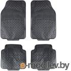 Комплект ковриков Airline ACM-RM-02 (4шт, черный)