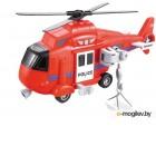 Вертолет игрушечный Big Motors Спасательный / WY750B