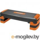 Степ-платформа Torres AL1023 (оранжевый/черный)