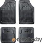 Комплект ковриков Airline ACM-RM-01 (4шт, черный)