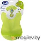 Нагрудник детский Chicco Flex / 340624064 (зеленый)