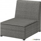 Кресло садовое Ikea Соллерон 104.245.98