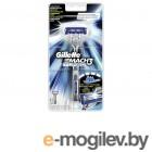 Gillette Mach3 Turbo c 1 сменной кассетой 81560290