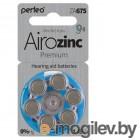 Perfeo ZA675/6BL Airozinc Premium (6 штук)