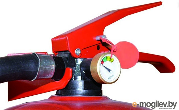 Другие товары для противопожарной безопасности Кронштейн настенный для огнетушителей Пожтехника ОП МИГ