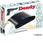 Игровые приставки Dendy 255 игр + световой пистолет