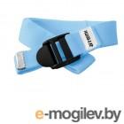 Скакалки, пояса, диски, степы и другие аксессуары Ремешок для йоги Atemi AYS01BE Blue