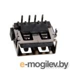 USB-003, разъем USB на плату