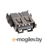 USB-051, разъем USB на плату