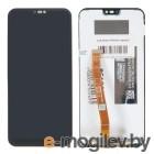 дисплей в сборе с тачскрином для Huawei для P20 Lite черный