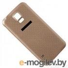 задняя крышка для Samsung для Galaxy S5 SM-G900F золотая AAA