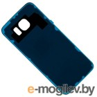задняя крышка для Samsung для Galaxy S6 синяя AAA
