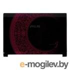 Задняя крышка матрицы [Asus N43] Black-Pink [13GN3W5AP010-1]
