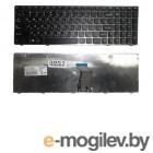 Клавиатура для Lenovo для IdeaPad G580, G585, Z580, Z580A, Z585, Z780 Black, black frame 25-201846 25201827