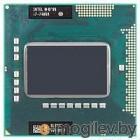 Процессор Socket 988 Core i7-740QM 1733MHz (Clarksfield, 6144Kb L3 Cache, SLBQG) бу