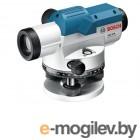Bosch GOL 20 D [0601068400] Нивелир лазерный линейный { 360 градусов, 60 м, кейс }