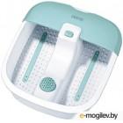 Гидромассажная ванночка для ног Sanitas SFB 07 60Вт белый/зеленый
