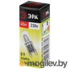 Лампа галогенная ЭРА C0027378 JCD-40-230V-G9-Cl