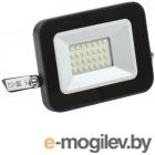 Прожектор светодиодный Iek LPDO601-20-40-K02 СДО 06-20 черный IP65 4000 K IEK