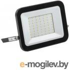 Прожектор светодиодный Iek LPDO601-50-40-K02 СДО 06-50 черный IP65 4000 K IEK
