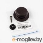 Ручка к крышке с саморезом в упаковке Tima РЦ-016кор коричневая