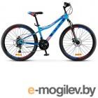 Велосипед Stels Navigator 510 MD V010 Синий/Красный (LU088700) 16