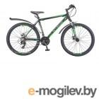 Велосипед Stels Navigator 620 MD V010 Чёрный/Зелёный/Антрацит (LU088804) 17