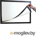 Магнитная рамка Durable Duraframe Poster A2 настенная прямоугольная черный (упак.:1шт)