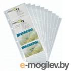 Набор вкладышей Durable 57х90мм (80 визиток) вклад.:10шт. прозрачный