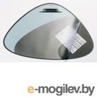Настольное покрытие Durable Vegas (720801) 69х51см черный/серый эргономичная форма нескользящая основа