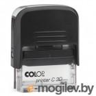 Оснастка Colop PRINTER C30 пластик ассорти