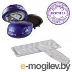 Печать самонаборная Colop Stamp Mouse R40/1.5 SET пластик синий