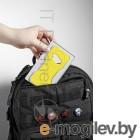 Подставка Durable 7735-04 Varicolor для мобильного телефона 84x134x4.5мм желтый/серый