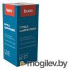 Ручка шариковая Buro (049000202) 0.8мм корпус пластик синие чернила