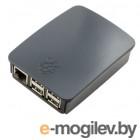 Корпус Raspberry Pi 3 Model B Official Case, Black/Grey, для Raspberry Pi 2 Model B and Raspberry Pi B+ Raspberry Pi